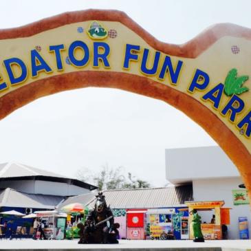 Predator Fun Park: Mengenal Hewan Predator Lebih Dekat