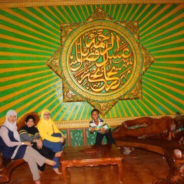 Paket Wisata Malang Masjid Tiban Terbaik Hanya Ongis Tour